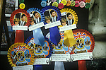 Royal Wedding of Prince Charles and Lady Diana Spencer, sourvenir rosettes July 29th 1981
