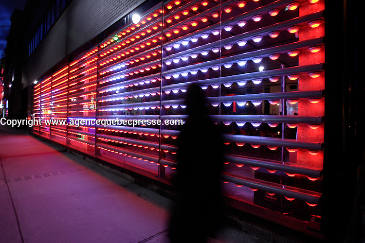 Montreal (QC) CANADA - May 18  2011  Gala NUMIX After party a la SAT<br /> <br /> <br /> Photo : (c) 2011, Pierre Roussel -  Pour Usage editorial relie au gala NUMIX 2011