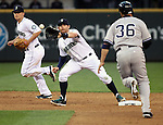 2014 MLB Seattle Mariners vs. New York Yankees