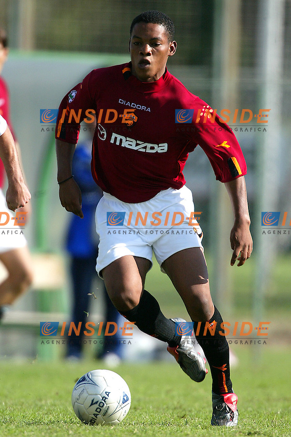 Roma 11/10/2003 Roma Avellino (Primavera) 4-0<br /> Abewale Dauda WAHAB <br /> Foto Andrea Staccioli Insidefoto