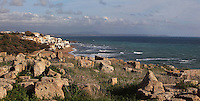 Coastal village of Selinunte, Sicily, Italy. Picture by Manuel Cohen