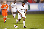 14 November 2008: Wake Forest's Michael Lahoud. The University of Virginia defeated Wake Forest 3-2 in two overtimes at WakeMed Stadium at WakeMed Soccer Park in Cary, NC in a men's ACC tournament semifinal game.