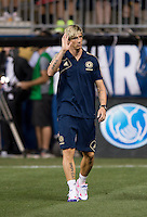 Fernando Torres.  The MLS All-Stars defeated Chelsea, 3-2.