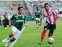 Deportivo Cali vs Atletico Junior 22-10-2016. LA II _2016