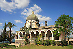 1-The Church of Beatitudes on the Mount of Beatitudes