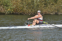 Wallingford Rowing Club Long Distance Sculls. Heads. River Thames. 4.25Km Moulsford Railway Bridge to Oxford University Boat Club, Wallingford. Satrurday 01 October 2011.