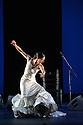 Wells presents Esperanza Fernandez in DE LO JONDO Y VERDADERO, as part of the Flamenco Festival London 2016. Picture shows: Ana Morales.