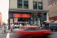 Tower Records on Broadway and East Fourth St. circa 1997. (© Richard B. Levine)