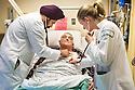 Gurpreet Singh Lamba, M.D., patient, release 20140114002, Amanda Peel, class of 2015.