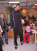 Chris Bosh and Team Tomorrow Feed Miami Families