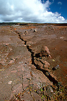 Kilauea Caldera, Hawaii Volcanoes National Park, Big Island, Hawaii