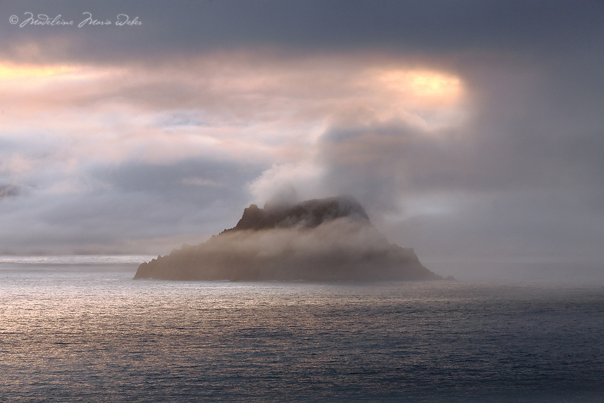 Mystical Skellig Michael, County Kerry, Ireland<br />