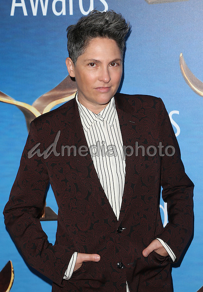 19 February 2017 - Beverly Hills, California - Jill Soloway. 2017 Writers Guild Awards L.A. Ceremony held at the Beverly Hilton. Photo Credit: AdMedia