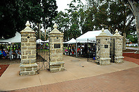 Rededication of the Stirling Memorial Gates, Guildford