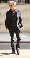 AUG 20 Pierce Brosnan Seen In New York City