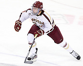 Brendan Silk (BC - 9) - The Boston College Eagles defeated the visiting Dartmouth College Big Green 6-3 (EN) on Saturday, November 24, 2012, at Kelley Rink in Conte Forum in Chestnut Hill, Massachusetts.