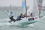 2015 - I14 WORLDS - RACE 2 - GEELONG - VICTORIA - AUSTRALIA