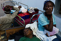 Port au Prince, Haiti, January 14 2010