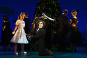 London, UK. 04.12.2014. Matthew Bourne's EDWARD SCISSORHANDS opens at Sadler's Wells. Photograph © Jane Hobson.