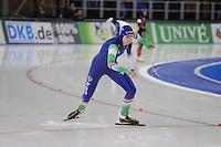 SCHAATSEN: BERLIJN: Sportforum Berlin, 05-12-2014, ISU World Cup, Margot Boer (NED), ©foto Martin de Jong