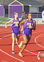 Guerin Track vs. Beech Grove and Ritter 4-22-13