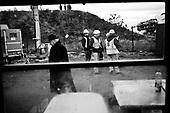 Swiebodzin 05.11.2010 Poland<br /> Priest Sylwester Zawadzki in his room in the workers' barracks. Priest Zawadzki is founder of the Jesus the King in Swiebodzin, 110 km (68 miles) west of Poznan, western Poland. The statue of Jesus Christ that its builders say will be the largest in the world is rising from a Polish cabbage field and local officials hope it will become a beacon for tourists.<br /> Photo: Adam Lach / Newsweek Polska / Napo Images<br /> <br /> Ksiadz Sylwester Zawadzki w swoim pokoju w barakach dla robotnikow. Ksiadz Zawadzki jest glownym pomyslodawca i fundatorem najwiekszego posagu Jezusa Chrystusa w Swiebodzinie.<br /> Fot: Adam Lach / Newsweek Polska / Napo Images