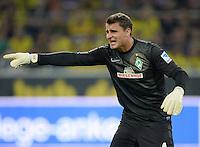 FUSSBALL  1. BUNDESLIGA  SAISON 2013/2014   3. SPIELTAG Borussia Dortmund - Werder Bremen                  23.08.2013 Sebastian Mielitz (SV Werder Bremen)