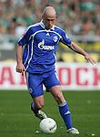 Fussball 1.BL 2007/2008: SV Werder Bremen - FC Schalke 04