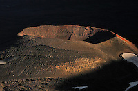 "Old Cone in the ""Vallé del Bove"", eastern part of the Etna Volcano, Sicily, Italy"