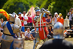 Medieval Knights Re-enactment