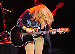 Musician Melissa Etheridge rocked the IP Casino in Biloxi Mississippi Saturday August 13, 2011. Photo© Suzi Altman.com