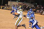 Water Valley's C.J. Jackson (26) vs. Cleveland Eastside in Water Valley, Miss. on Friday, November 18, 2011.