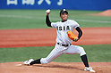 Nao Higashihama (Asia),.JUNE 18, 2012 - Baseball :.Nao Higashihama of Asia University pitches during the 61st All Japan University Baseball Championship Series Final game between Asia University 0-4 Waseda University at Jingu Stadium in Tokyo, Japan. (Photo by Hitoshi Mochizuki/AFLO)