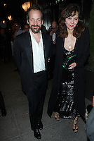 """FEB 23 Celebrity Arrivals At """"Sunday in the Park With George"""" Opening Night"""