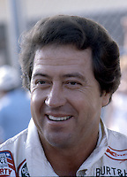 Harry Gant portrait Pepsi Firecracker 400 at Daytona International Speedway in Daytona Beach, FL on July 4, 1985. (Photo by Brian Cleary/www.bcpix.com)
