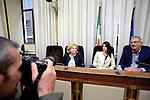 Virginia Raggi e Paola Muraro in Commissione Ecomafie