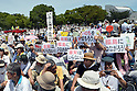 170000 in Streets : Japan's Largest Protest Against Nuclear Power