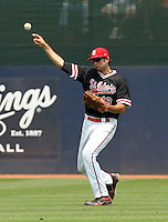 2011 Jeremy Baltz St. Johns baseball