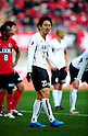 Hideo Hashimoto (Vissel),.MARCH 20, 2012 - Football / Soccer :.2012 J.League Yamazaki Nabisco Cup Group B match between Kashima Antlers 2-0 Vissel Kobe at Kashima Soccer Stadium in Ibaraki, Japan. (Photo by AFLO)