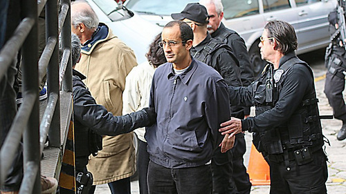 Marcelo Odebrecht, preso en Brasil