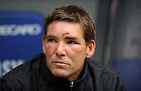 FUSSBALL   1. BUNDESLIGA   SAISON 2011/2012    6. SPIELTAG Hamburger SV - Borussia Moenchengladbach            17.09.2011 Torwart-Trainer Uwe KAMPS (Moenchengladbach)