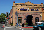 Hydro Grill in Calistoga