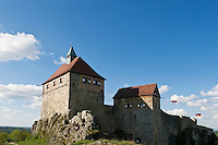 Burg Hohenstein, Hohenstein, Middle Franconia, Bavaria, Germany