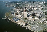 1983 September..Redevelopment.Downtown South (R-9)..WATERFRONT.WATERSIDE.TOWN POINT PARK.LOOKING NORTHWEST..NEG#.NRHA#..
