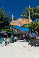 Welcome To Koh Lipe Walking Street Sign, Ko Lipe, Thailand
