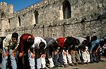 Ramadan at Jerusalem Old City