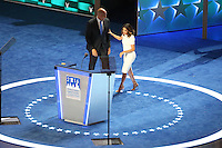 PHILADELPHIA, PA - JULY 25: Eva Longoria at the 2016 Democratic National Convention at The Wells Fargo Center in Philadelphia, Pennsylvania on July 25, 2016. Credit: Star Shooter/MediaPunch