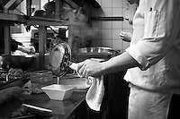 From the Drake Hotel Kitchen series. Canon Rebel digital camera. 2008