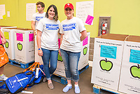 Barbara Bush Houston Literacy Foundation My Home Library Packing Party