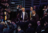 Businessman Donald J. Trump, a candidate for the Republican Party nomination for President of the United States, arrives to speak at the 2016 AIPAC Policy Conference at the Verizon Center in Washington, DC on Monday March 21, 2016.<br /> Credit: Ron Sachs / CNP<br /> (RESTRICTION: NO New York or New Jersey Newspapers or newspapers within a 75 mile radius of New York City)